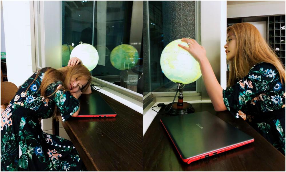 好物|送給妹妹超實用禮物!時尚與效能兼具的ASUS VivoBook S15
