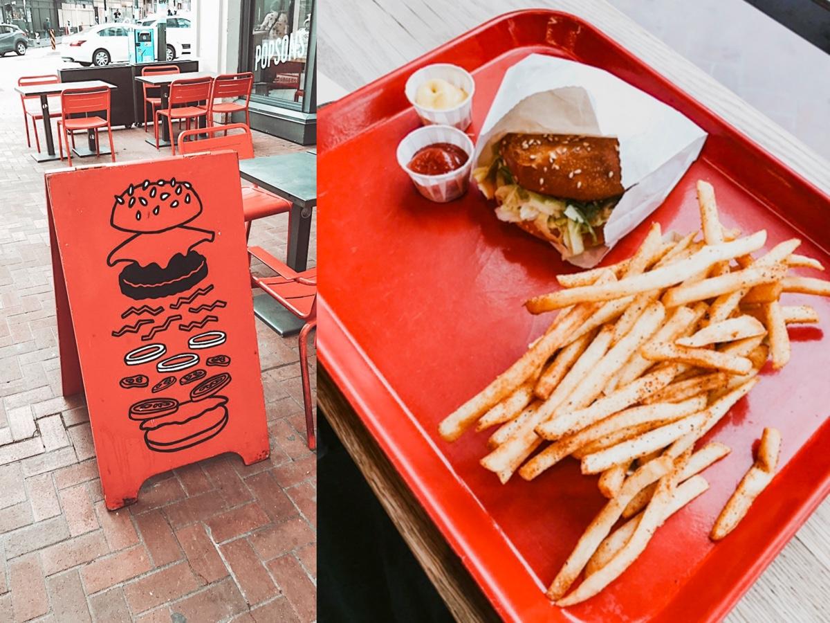 美國舊金山|如果只有 3 天的時間,就從這 3 間美式漢堡認識舊金山這個城市