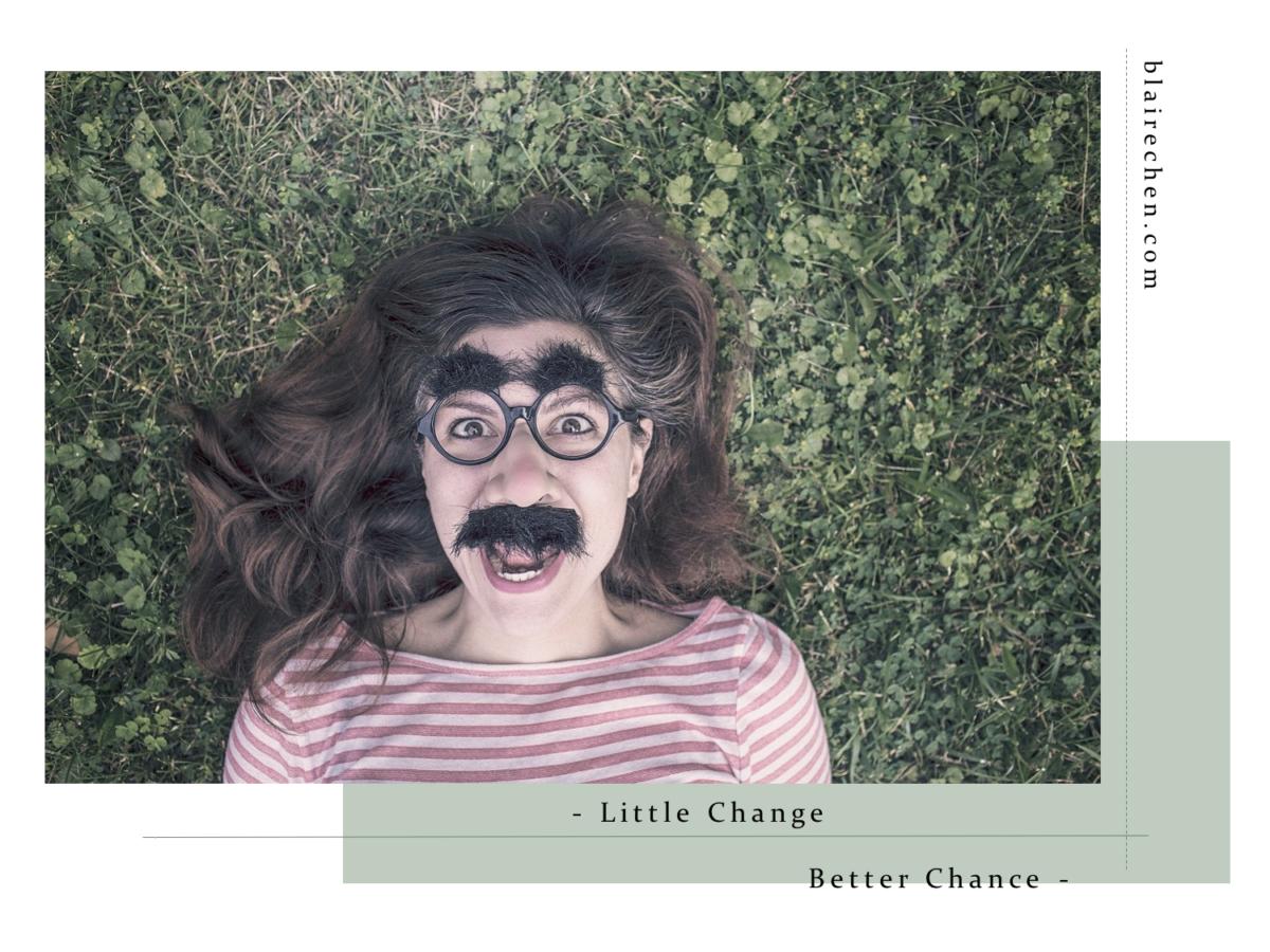 「改變」不容易,但從小地方著手、就能喚醒對生活的「怦然心動」!