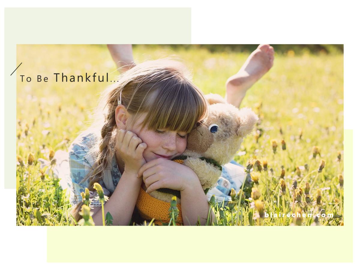 你有超能力嗎?培養 3 個心態、讓「感恩的心」成為你的 Super Power!