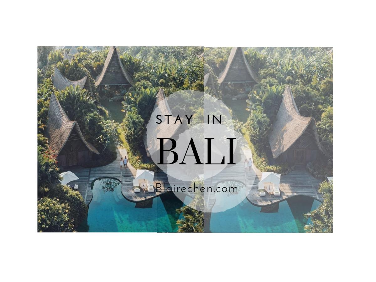 【峇里島Bali 秘境Villa】| 峇里島自由行,峇里島夢幻住宿-秘境Villa私心推薦!