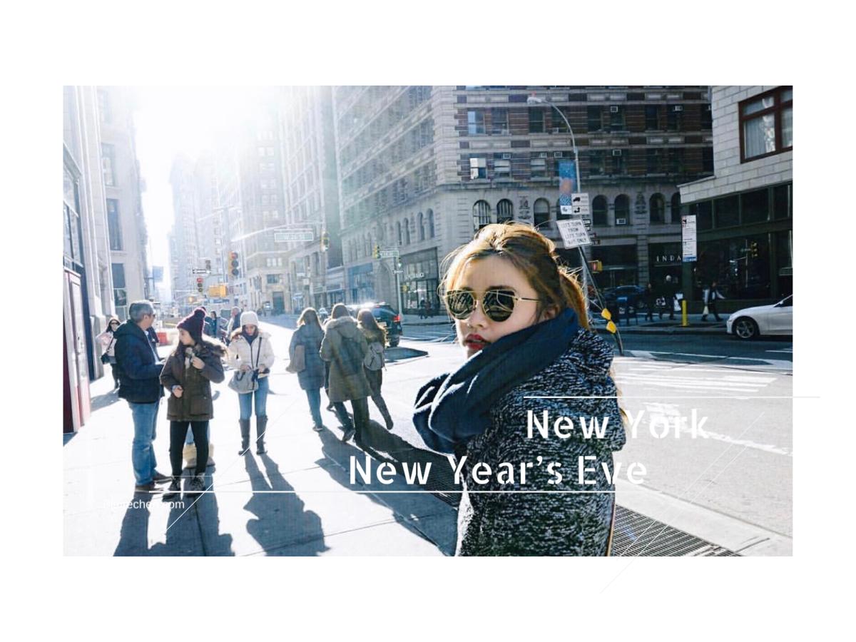 【紐約落球Ball Drop跨年煙火】| 濃縮全世界的快樂在紐約時代廣場,跨年最潮玩法,行前攻略懶人包