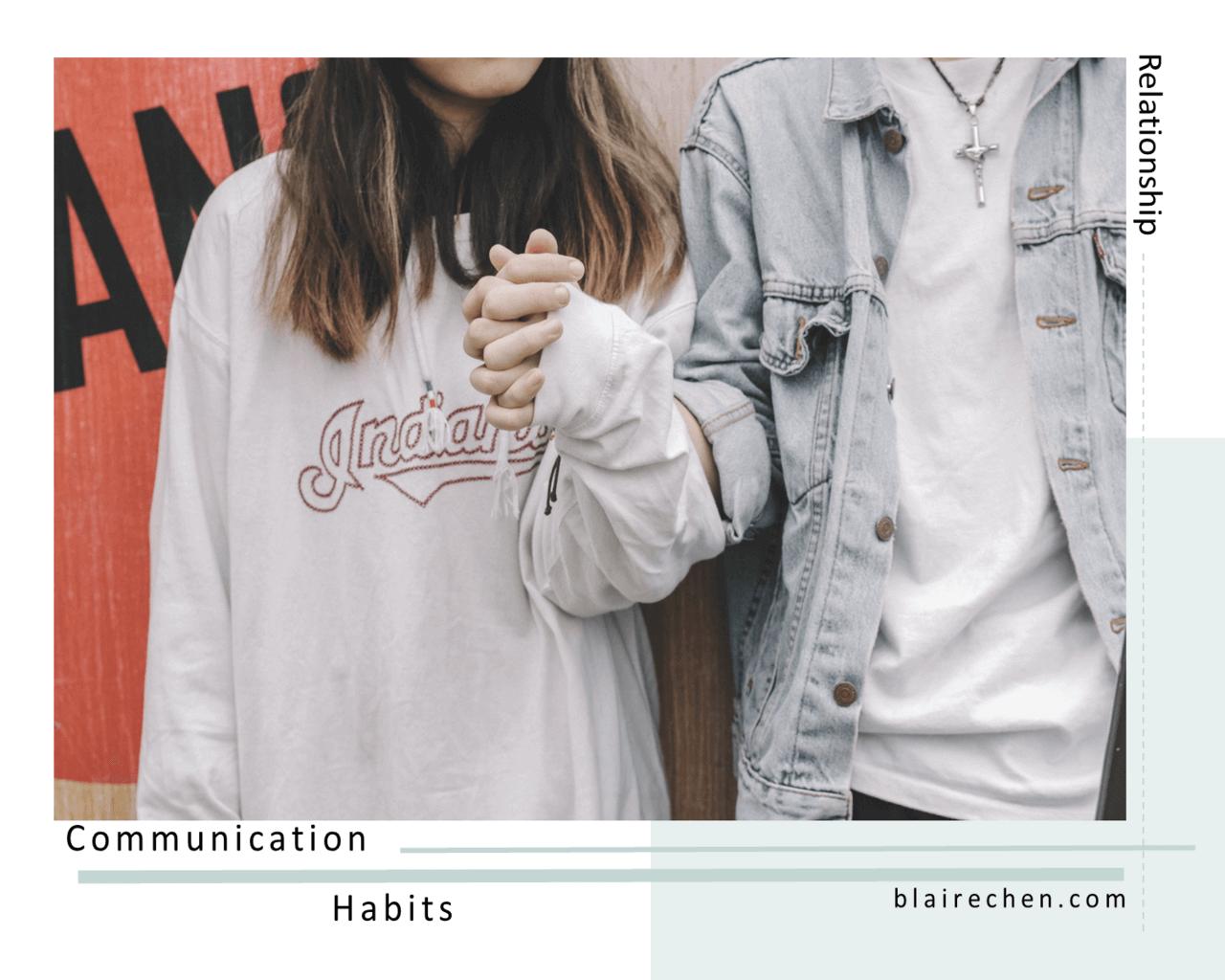 該怎麼跟另一半溝通呢?保持 4 個情侶間的對話小習慣、讓你們感情不降溫!