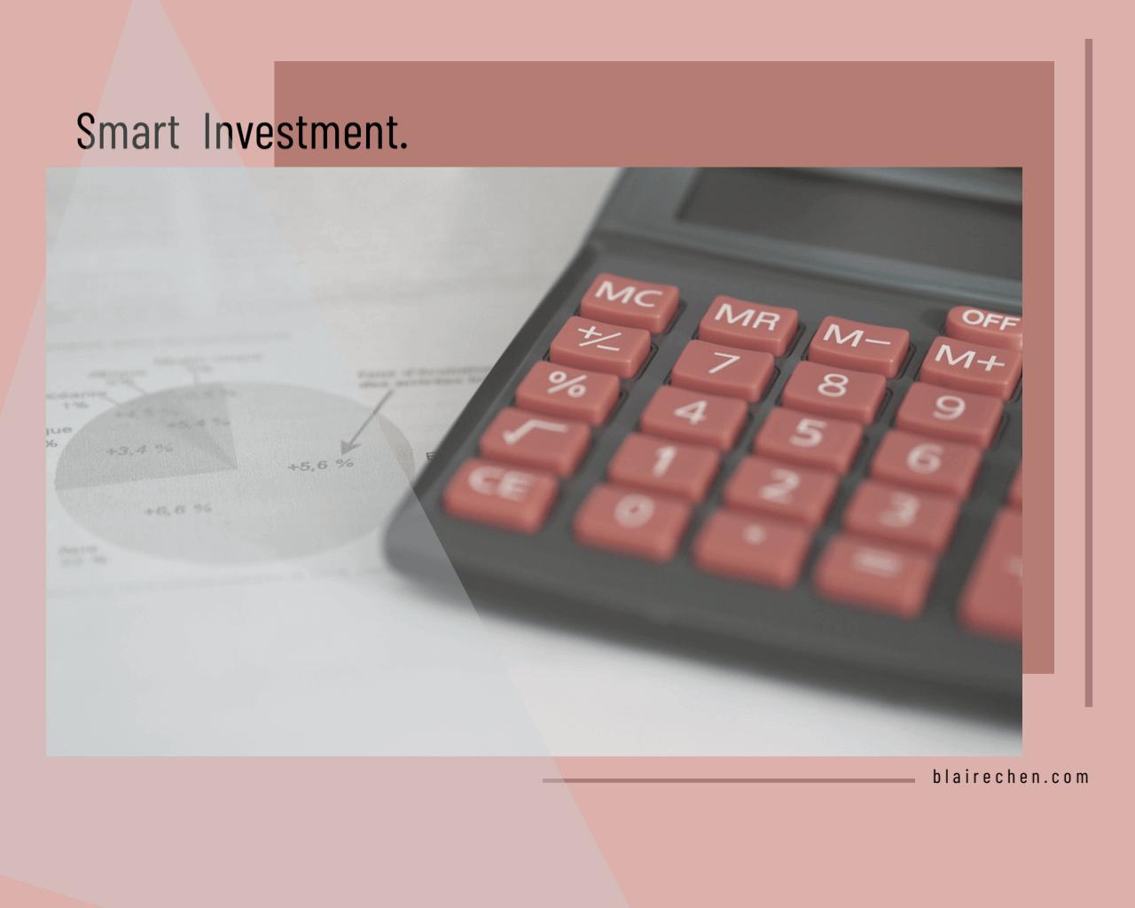 覺得投資好難、不知怎麼開始?建立 3 個入門觀念、你也可以輕鬆踏入投資理財的世界!