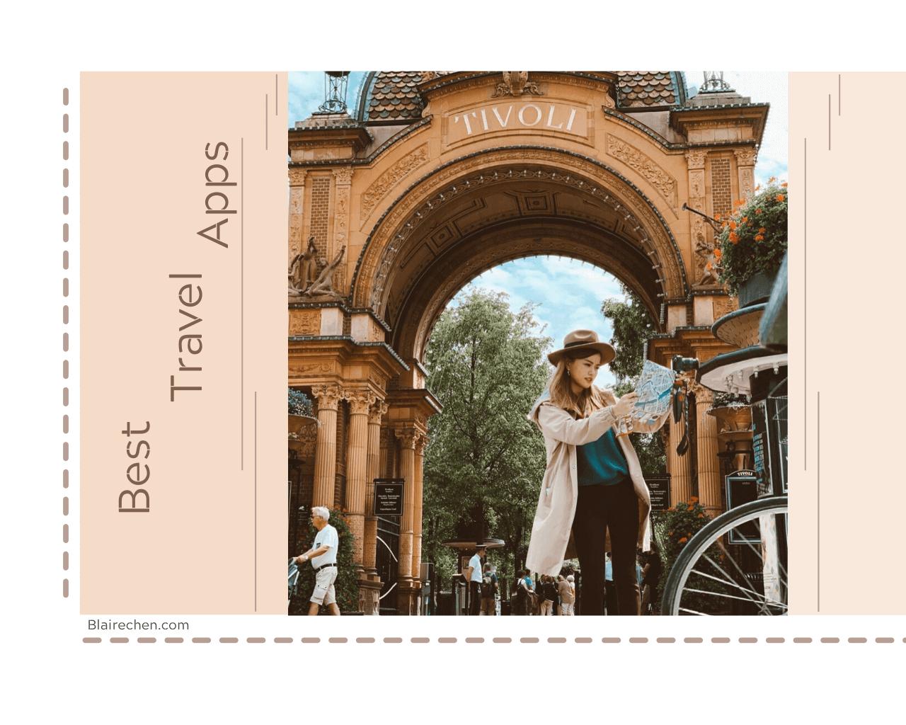 旅遊APP推薦|出國旅行必備實用APP,神助攻你的自由行,擁有它一切輕鬆搞定!