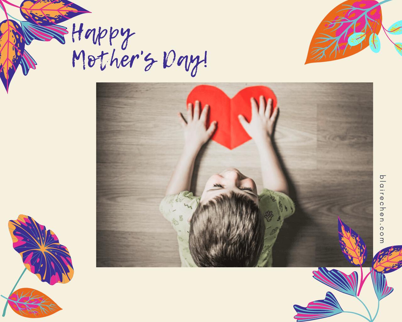 母親節將至、你看《哈囉掰掰,我是鬼媽媽》了嗎?每個媽媽都是獨一無二,在這特別的日子把愛說出來!(微雷慎入)