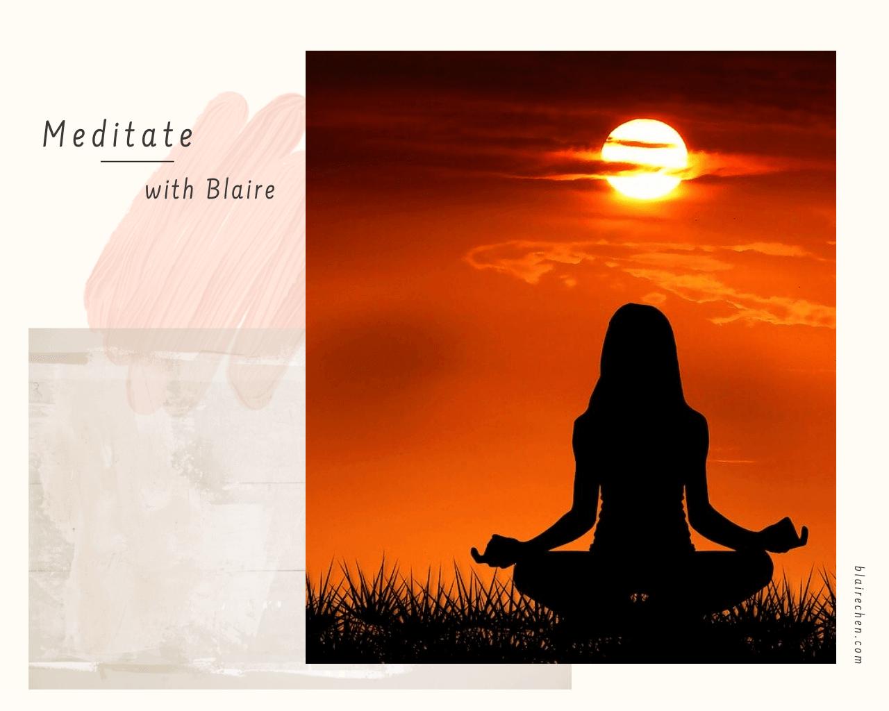 你對冥想充滿好奇嗎?冥想基礎知識懶人包,除了減壓、還能增強記憶力!