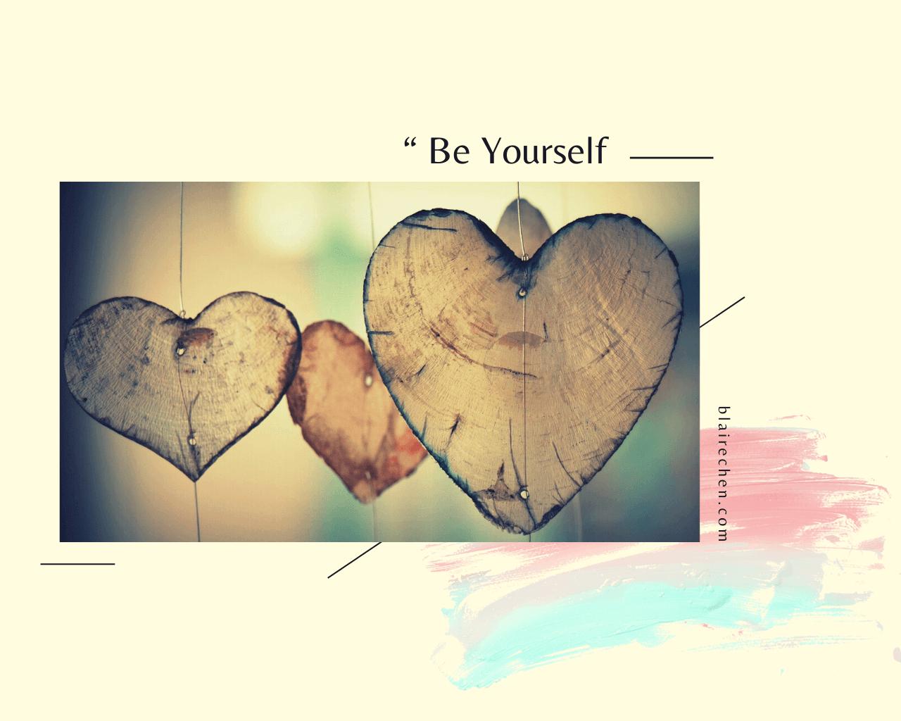 好想做自己?用 3 個問題找到自己,再透過 3 個小心法自在、堅定展現自我!