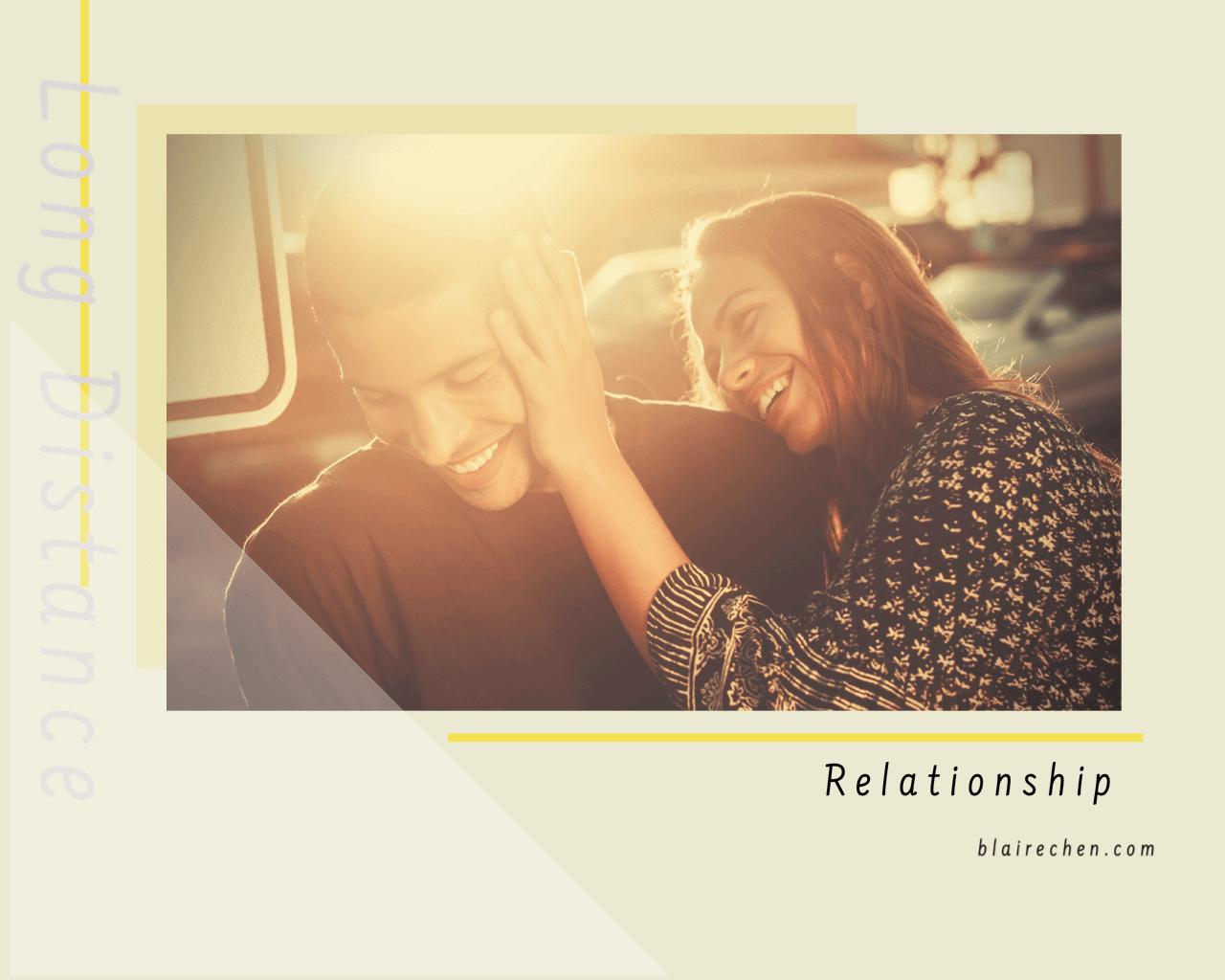 疫情之下、異地戀怎麼維持?5 個小秘訣,調整自己、尊重對方、充分表達你的愛!