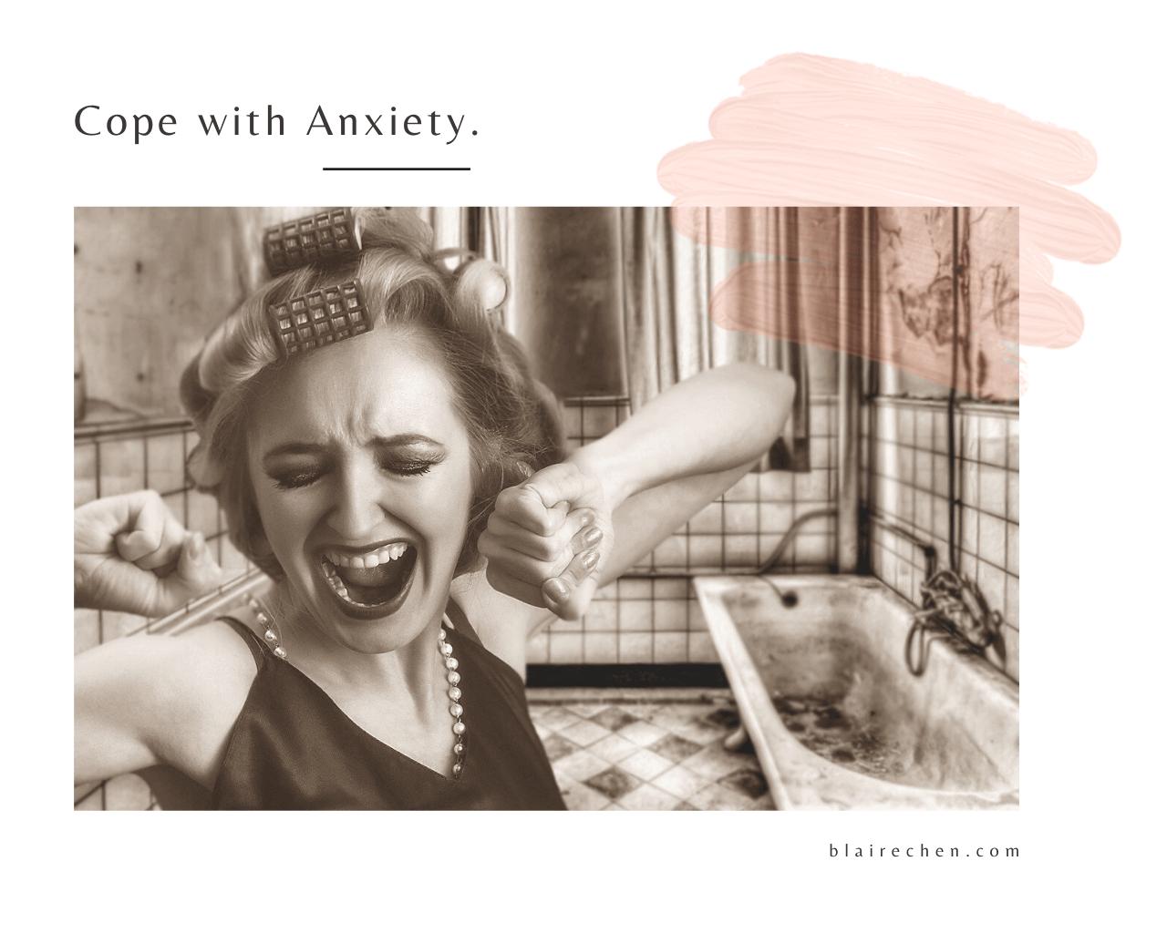 你正在自我毀滅嗎?5 個調整心態的方法,讓你面對不完美和惡意、學會與焦慮共處!