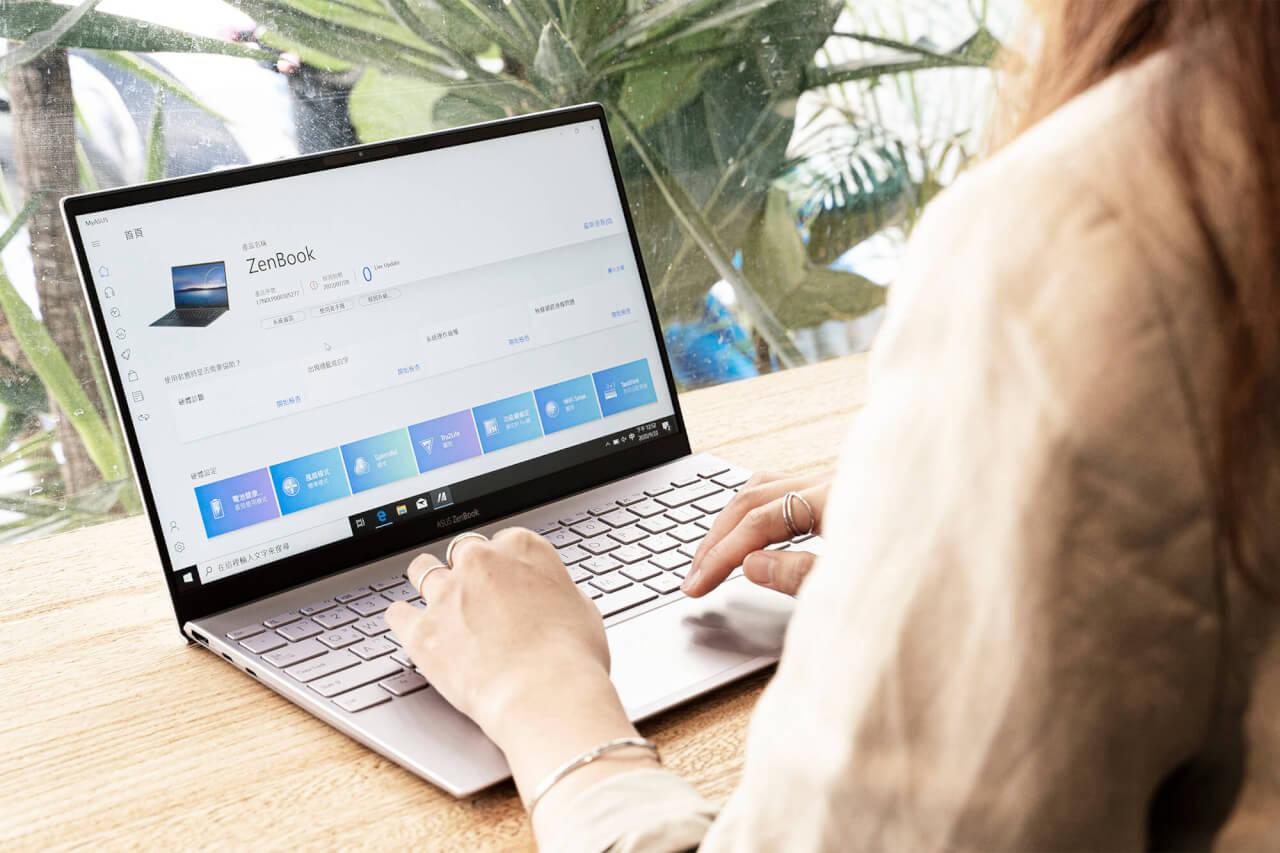 【筆電開箱】新一代華碩 ZenBook 14 (UX425)!高續航力、強大性能、超美外型,不只工作效率神助攻、更是百搭時尚配件!