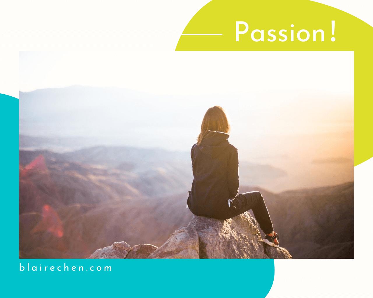 不知道熱情何在?刪去法、踏出舒適圈,5 個小方法讓你調整步伐、收斂方向!