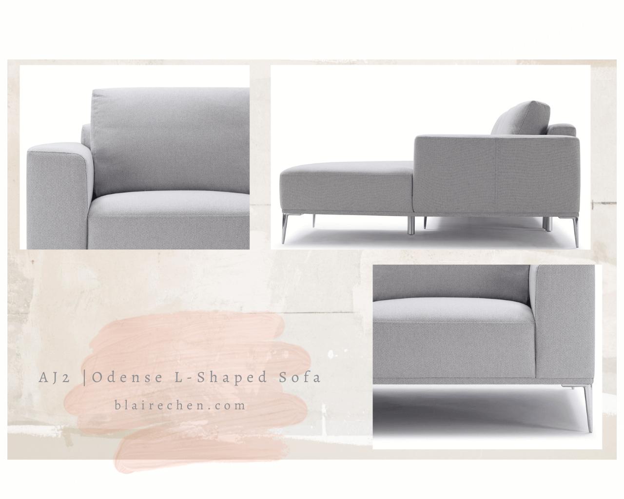 我工作室的靈魂擺設!AJ2 最有人情味的北歐沙發,不只設計感滿分、更有愛家人的溫度!