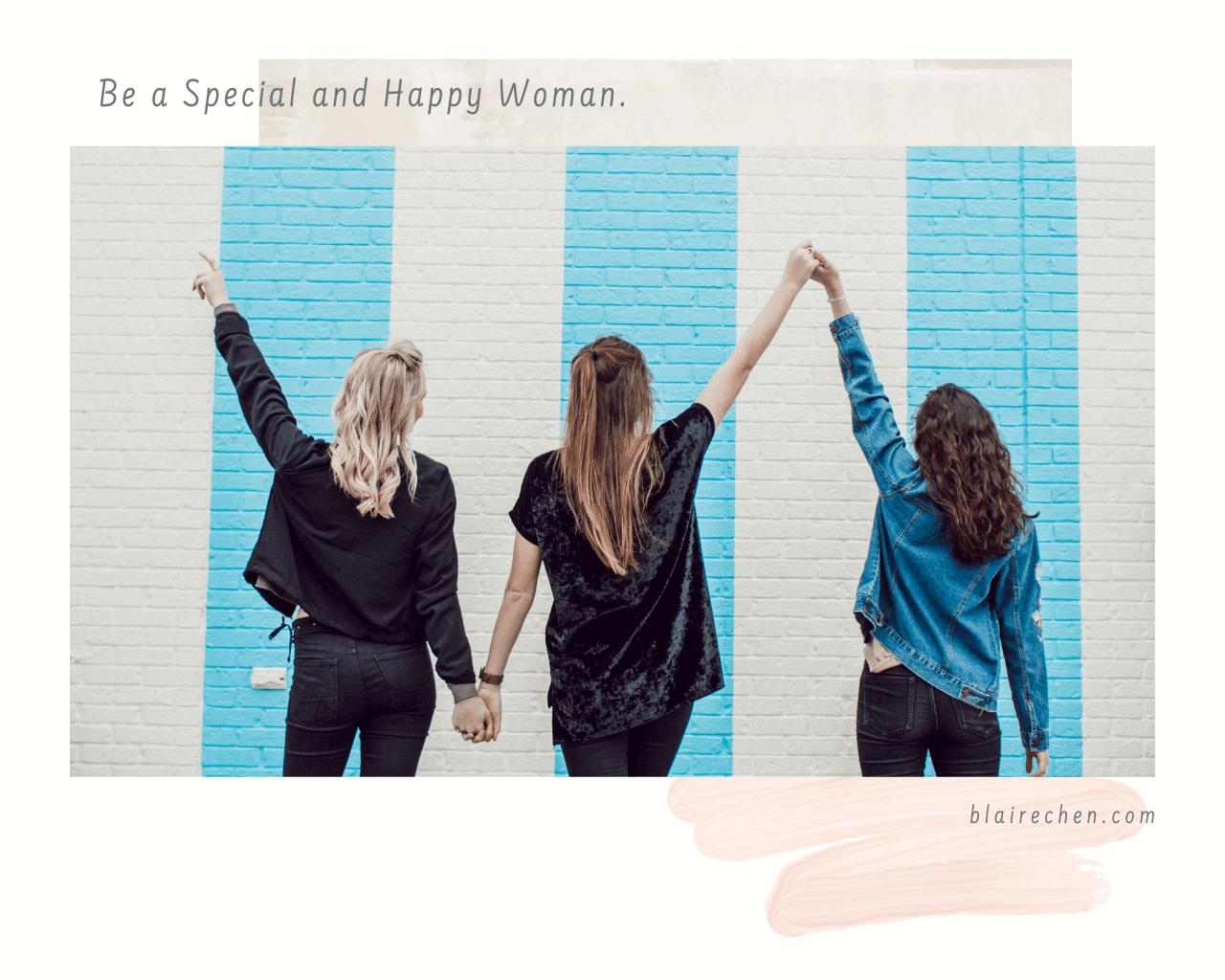女生們,知道自己有多特別嗎?5 個心態改變,用相對應的行動走出最獨特的路!