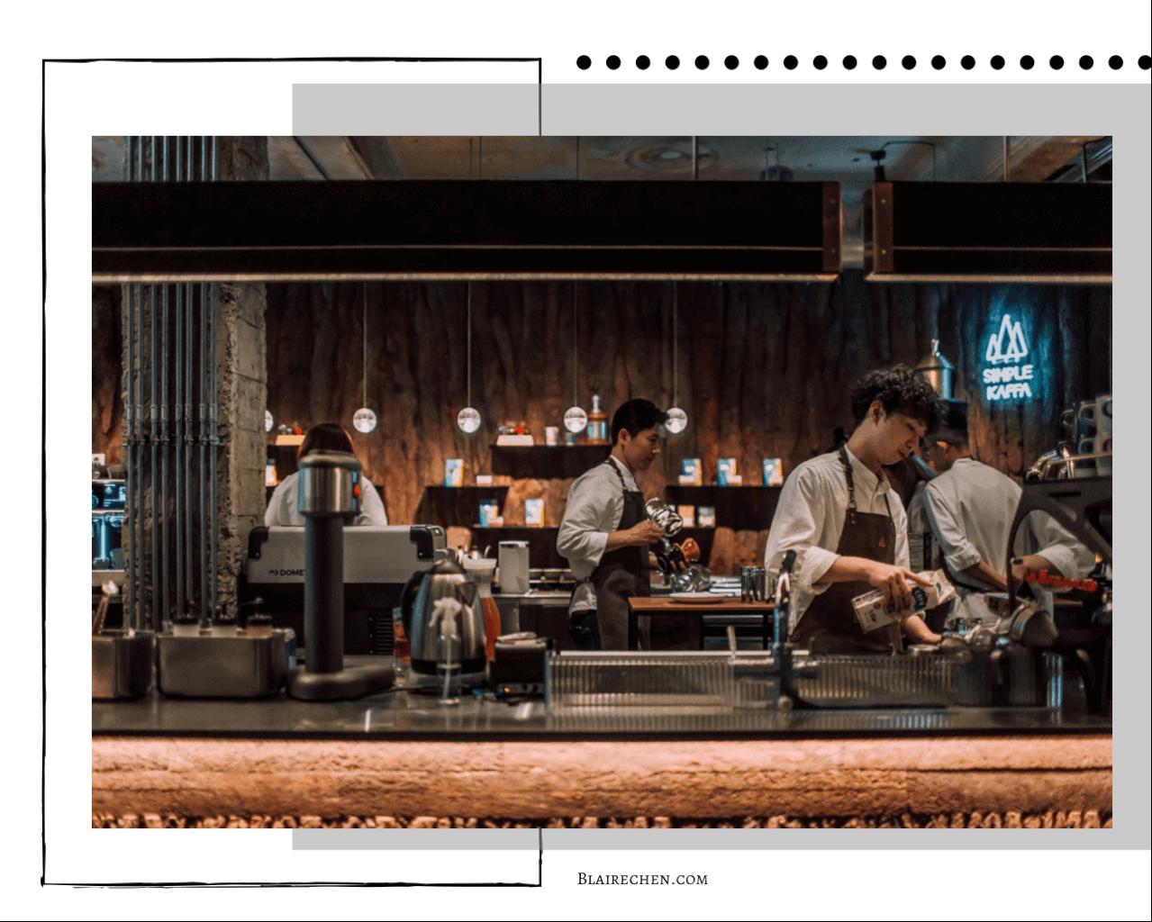 【獨立咖啡店推薦】 外媒評選台灣最棒咖啡廳!興波咖啡、RUFOUS、Coffee Stopover,中島GLAb,咖啡控絕不能錯過!