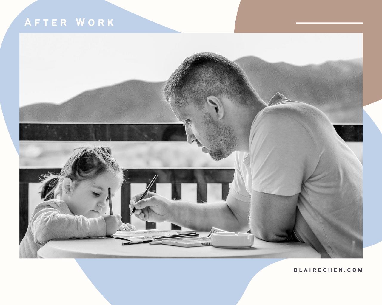 下班後都在做什麼呢?充實自己、陪伴家人、獨處,5 個提案度過下班時光!