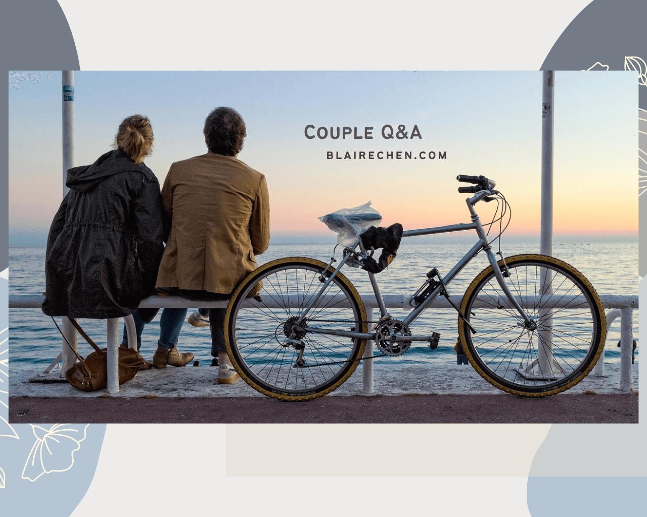 問對問題,讓你們更了解彼此!5 個小問答,透過良好對話,提升感情濃度!