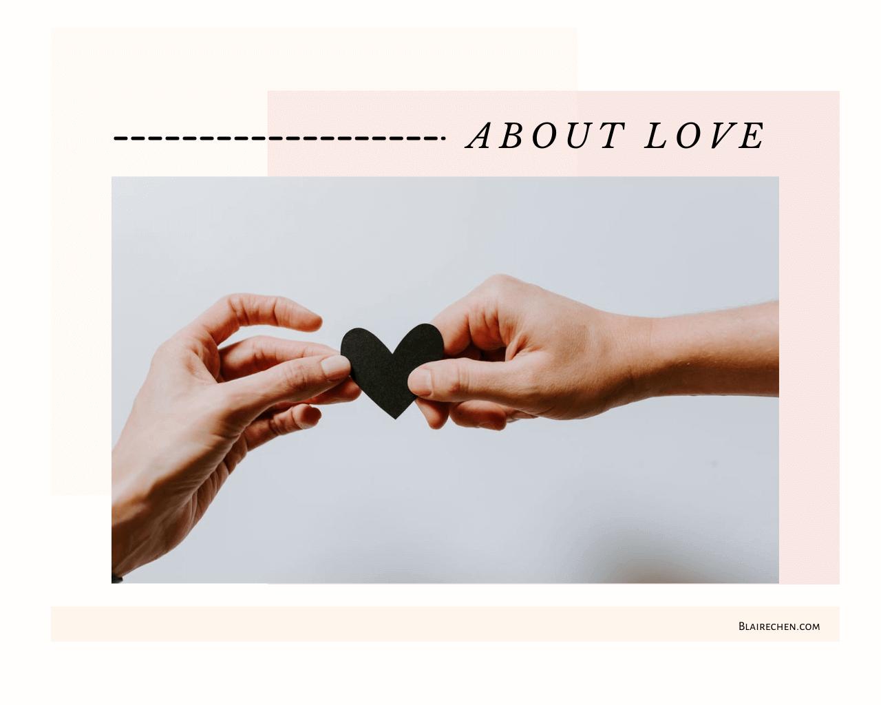 關於30+的愛情:一個眼神,找到一起擁抱愛情的人,5個愛情樣態,讓你邁向成熟的感情關係!