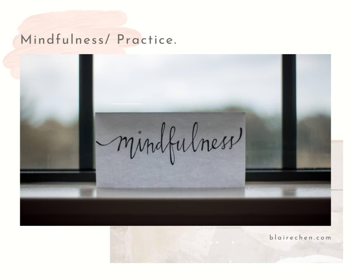 你聽過正念嗎?透過正念練習,減低焦慮徬徨、靜心找到自己的最佳狀態!