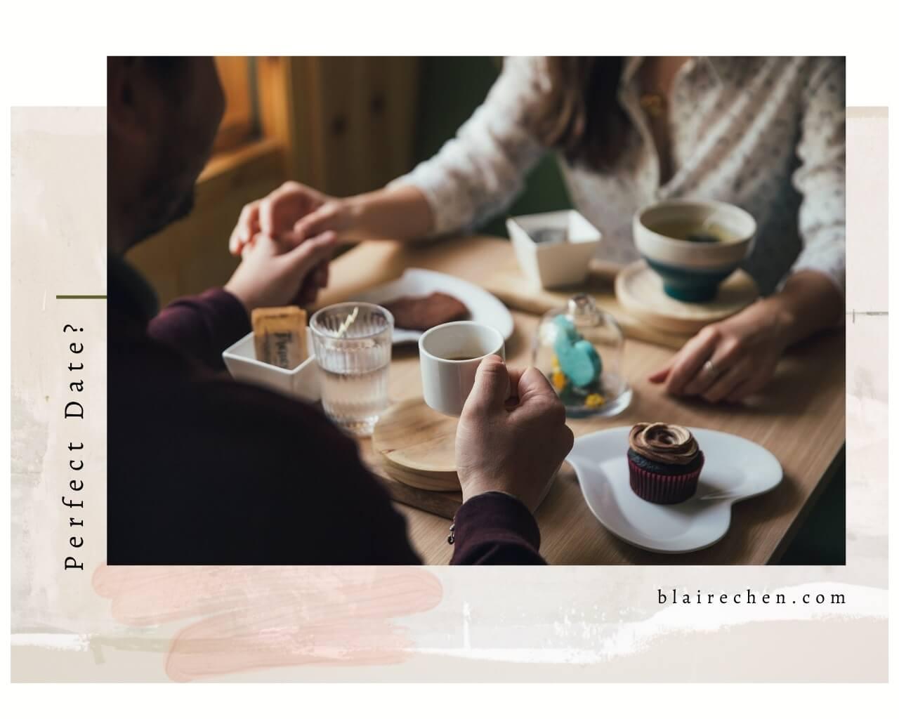 這是一場好的約會嗎?當彼此都專注、滿足於當下,對彼此而言就是最美好的了!