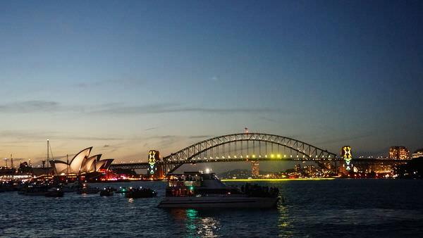 倫敦跨年煙火 V.S. 雪梨跨年煙火 // Jet